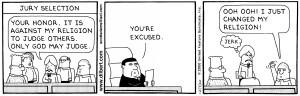 Dilbert strip 1